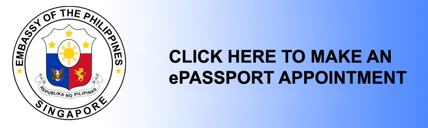 Applying For A Philippine Visa Embassy Of The Philippines In Singapore