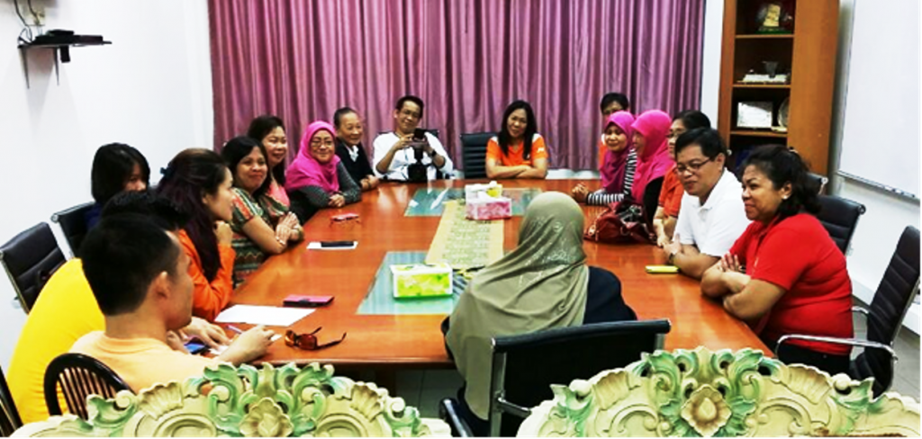 Philippine Embassy Leads Outreach Program at Singapore's Jamiyah Home for the Aged