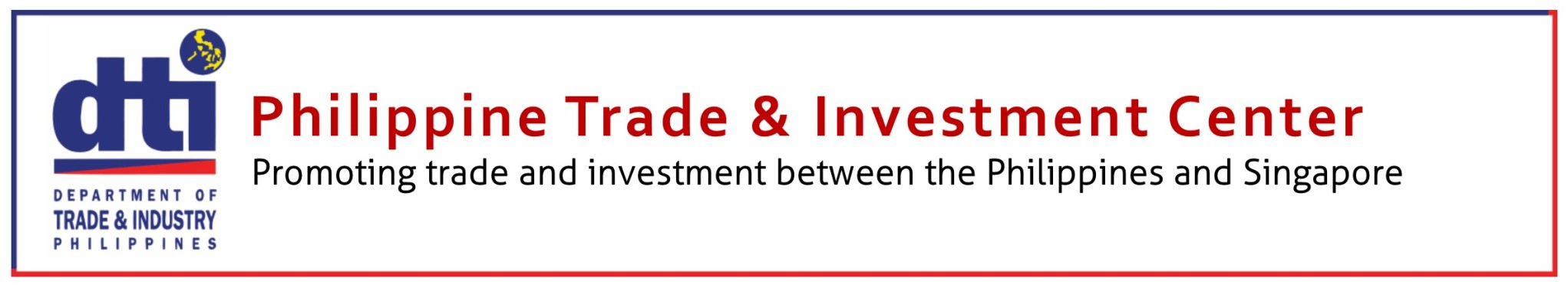 THE PHILIPPINE TRADE & INVESTMENT CENTRE