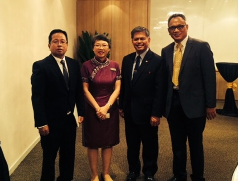DepEd Secretary Armin Luistro is Guest of Honor at the 50th SEAMEO RELC International Conference 2015