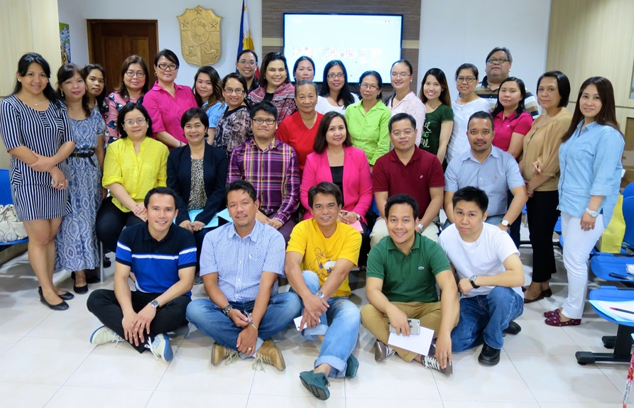 Embassy personnel undergo training on frontline services for Consul training