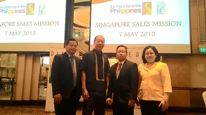 Philippine Tourism Promotion Board conducts sales mission to Singapore