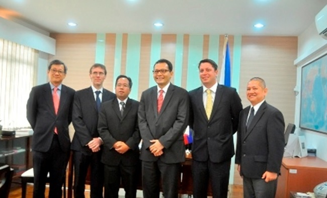 Strengthening of PHL's economy is noted  with interest by European-ASEAN Business Alliance Singapore