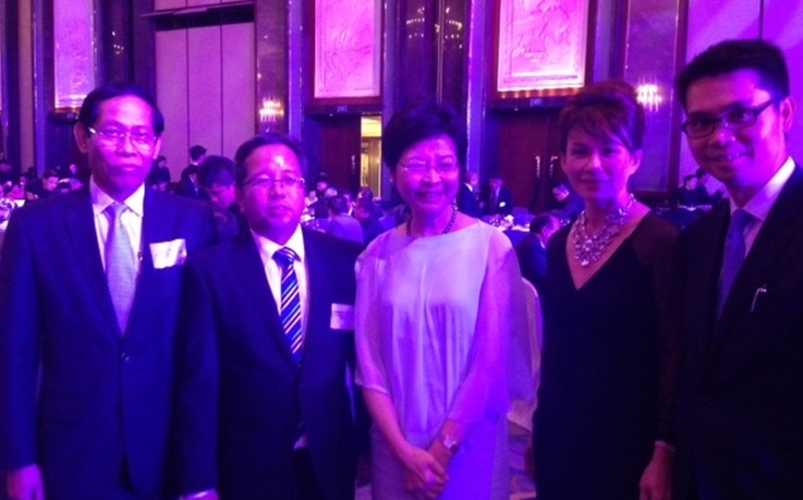 Philippine Embassy joins 20th Anniversary Celebration of  the Hong Kong Economic Trade Office (HKETO) Singapore