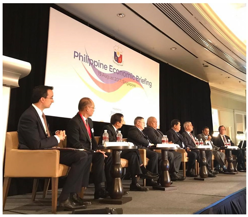 PH ECONOMIC TEAM CONDUCTS FIRST ECONOMIC ROADSHOW FOR ASIA
