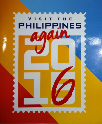 """Visit the Philippines Again 2016"" campaign logo is cover feature of TTG Show Daily of International Tourism Bazaar (ITB) Asia"