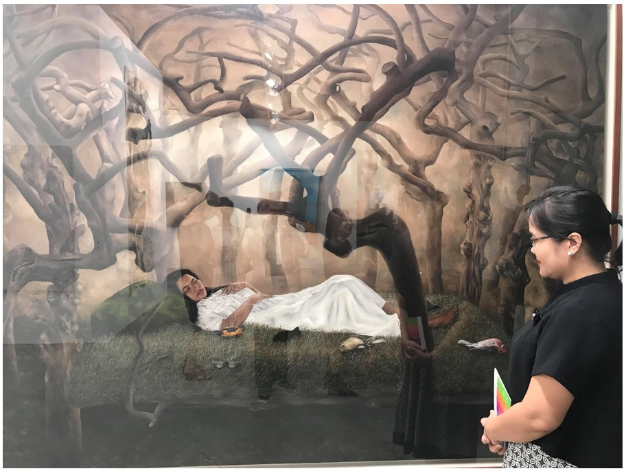 Filipino Artists Showcased At Art Stage Singapore Embassy Of The
