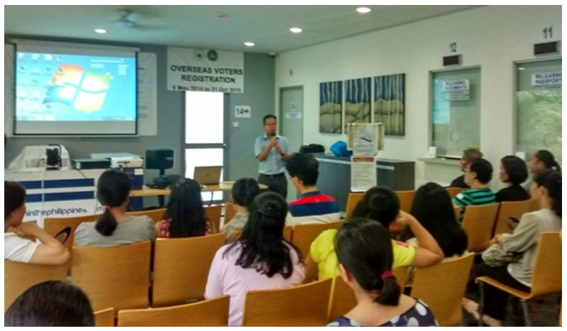 Seminar on Relationship  Counselling for Filipino Community Members